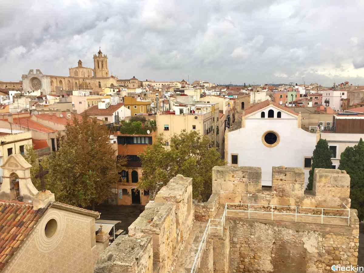 Itinerario di 48 ore a Tarragona: Pretorio Romano
