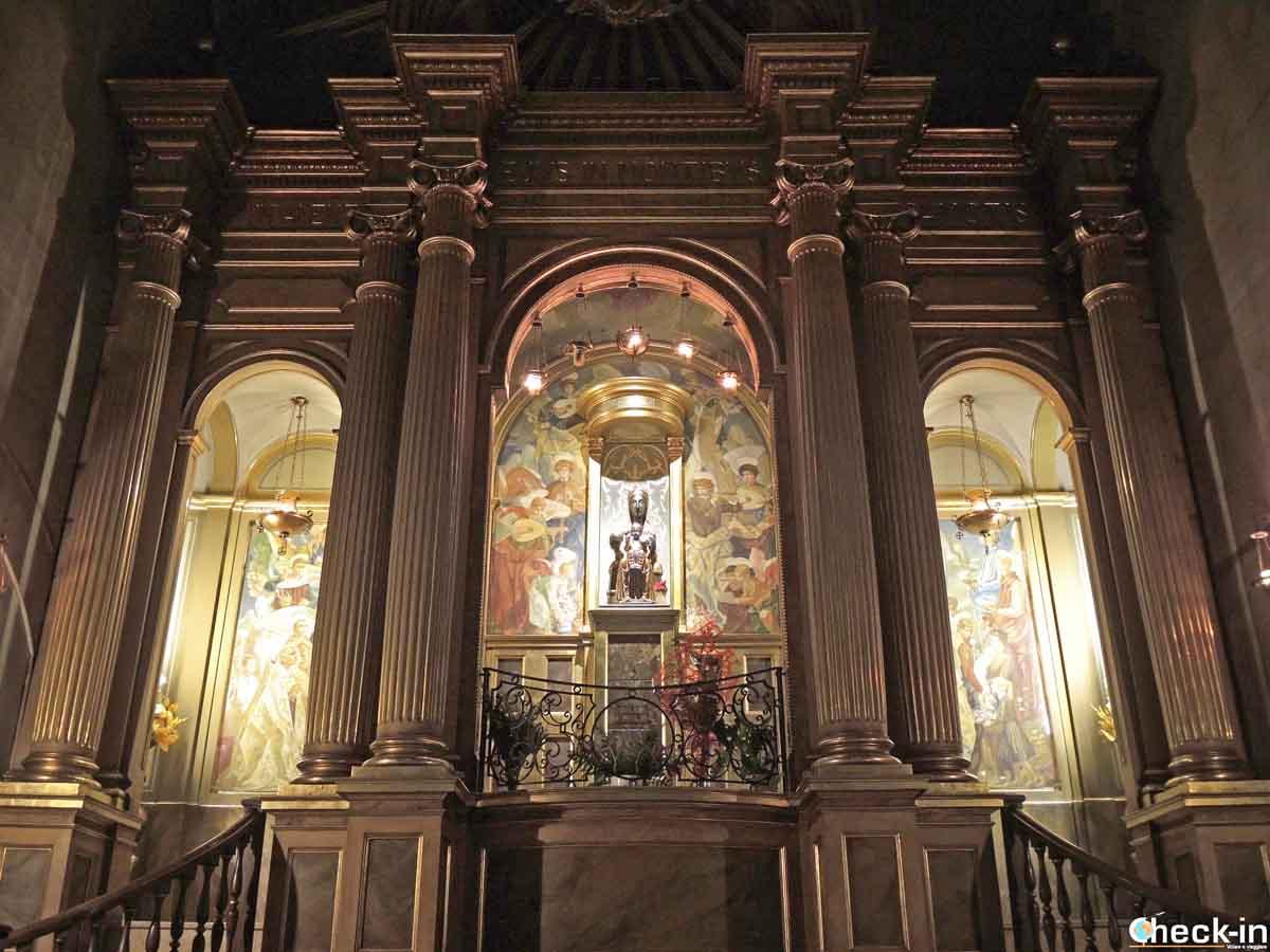 Cappella dedicata alla Vergine di Montserrat a Lleida