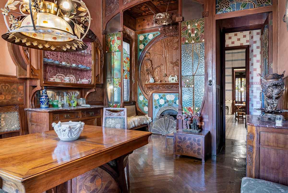 Attrazioni famose vicino a Tarragona: Casa Navàs a Reus (Catalogna)