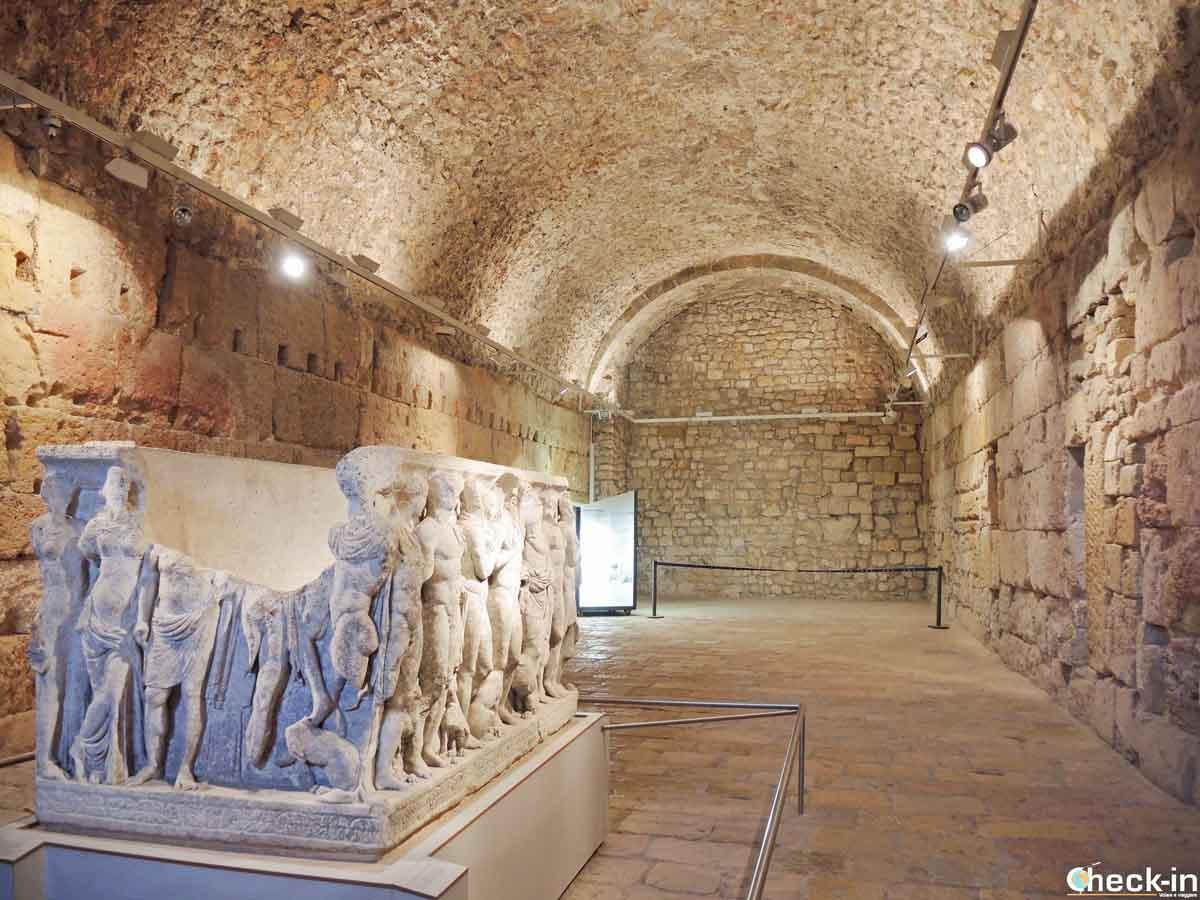 Itinerario romano a Tarragona: il Pretorio