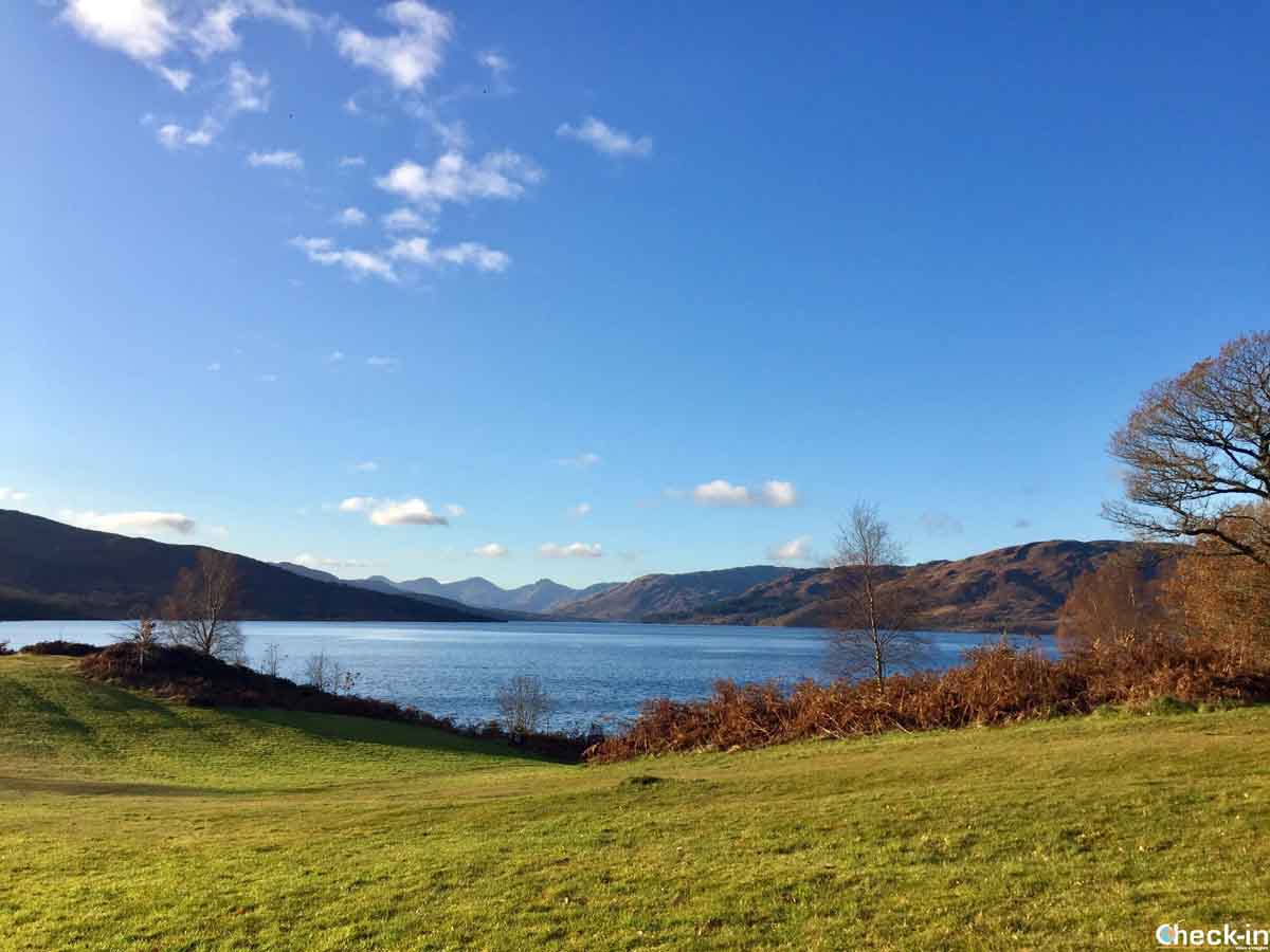 Camminate nel Loch Lomond & Trossachs National Park - Loch Katrine