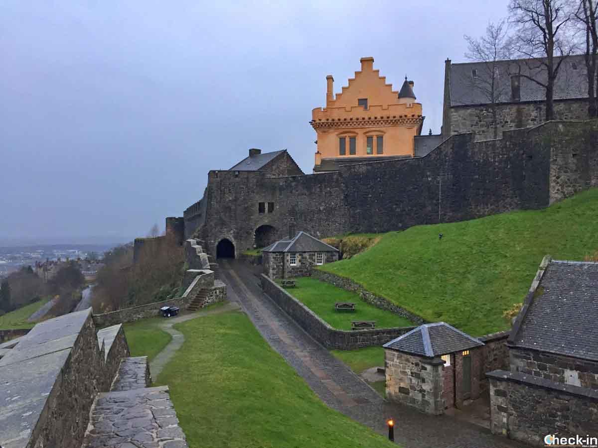 Castello di Stirling - Historic Scotland Explorer Pass