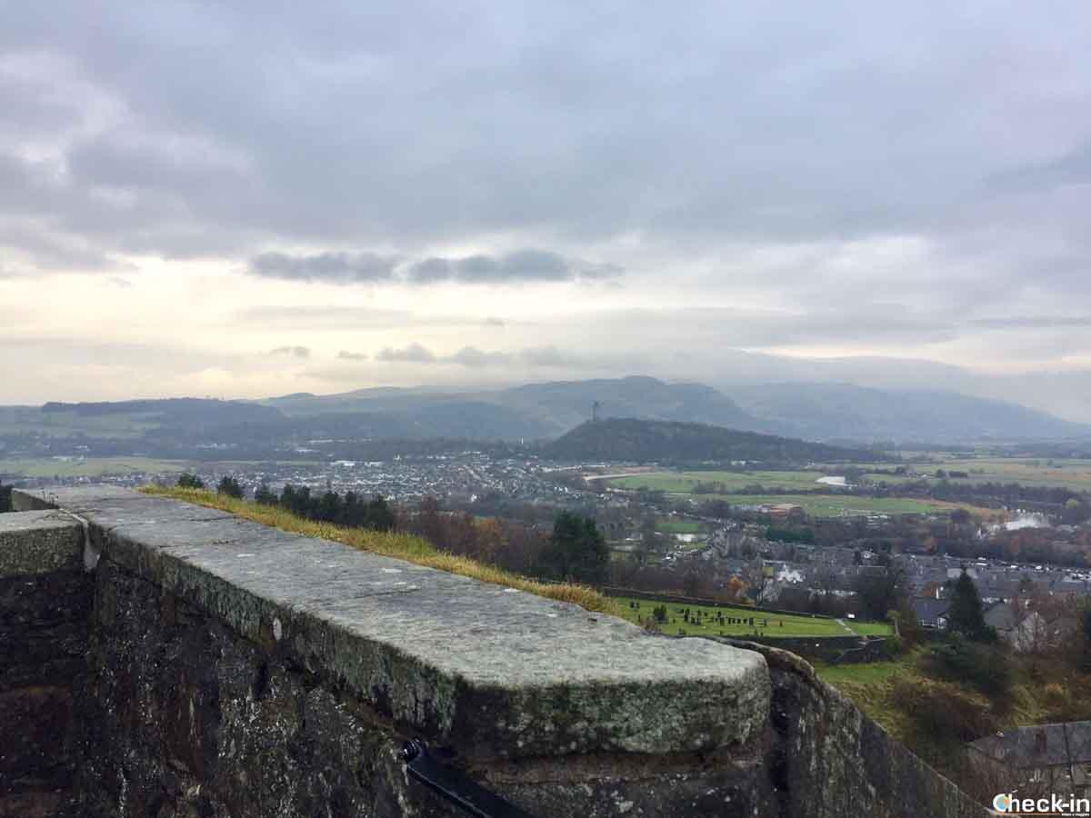 Cosa vedere a Stirling in 2 giorni: il castello