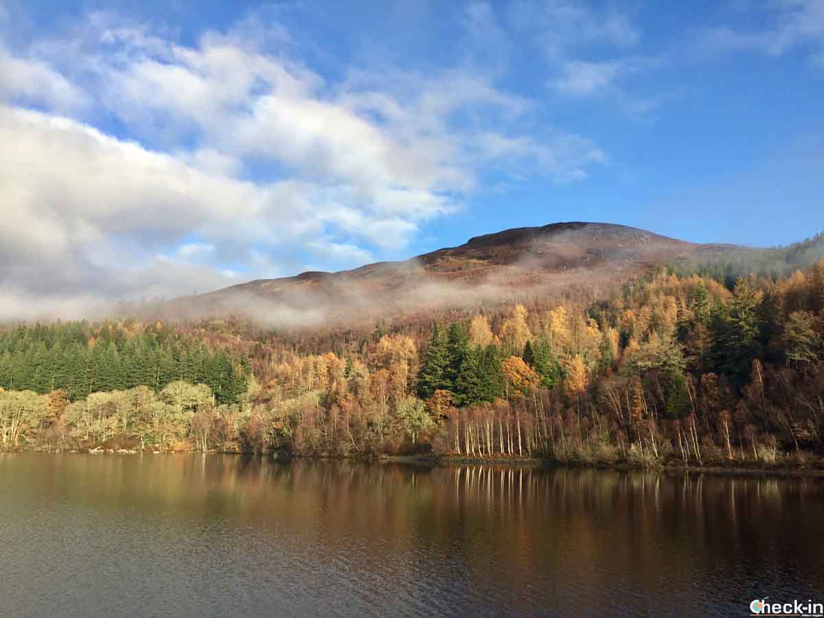Escursione in battello sul Loch Katrine (Parco Loch Lomond & Trossachs)