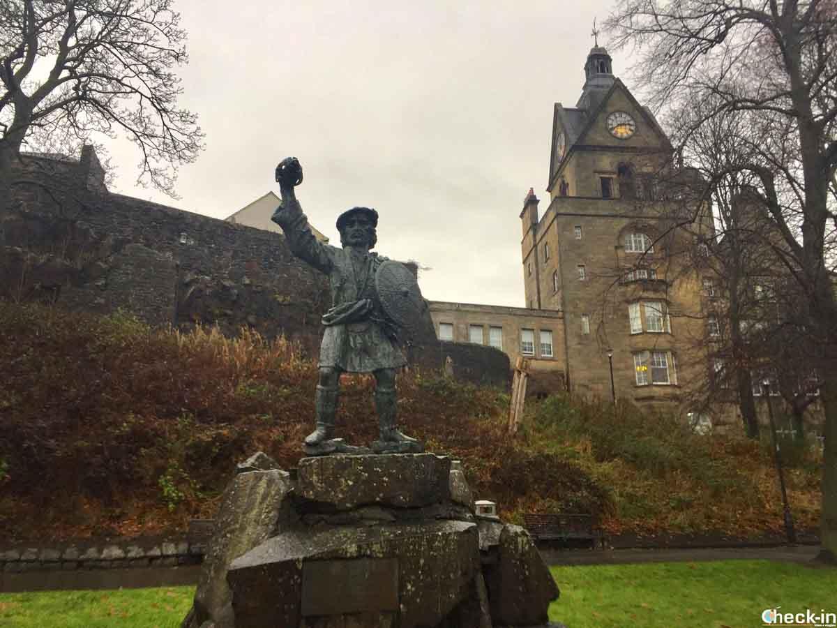 Itinerario a Stirling (Scozia Centrale)