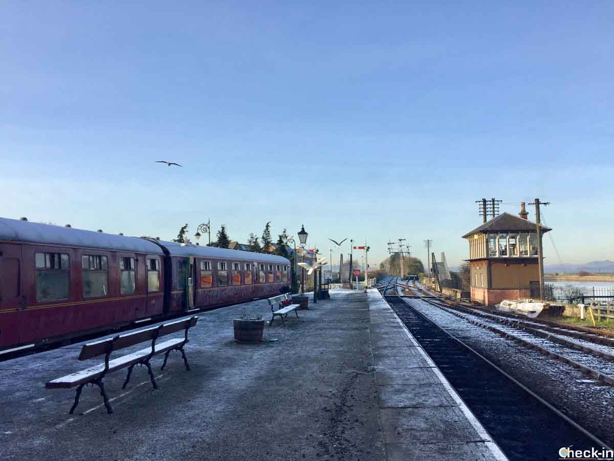 Cosa vedere vicino a Falkirk: Bo'ness Railway Station