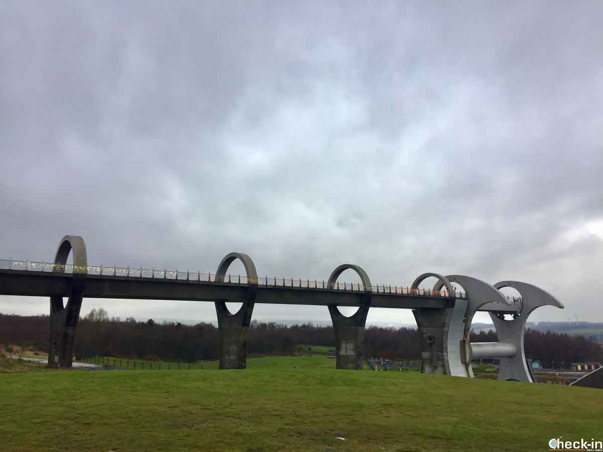 Cosa vedere a Falkirk: The Wheel
