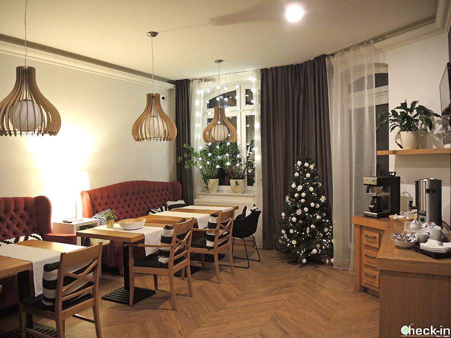 Dove pernottare in centro a Danzica - Hostel 22