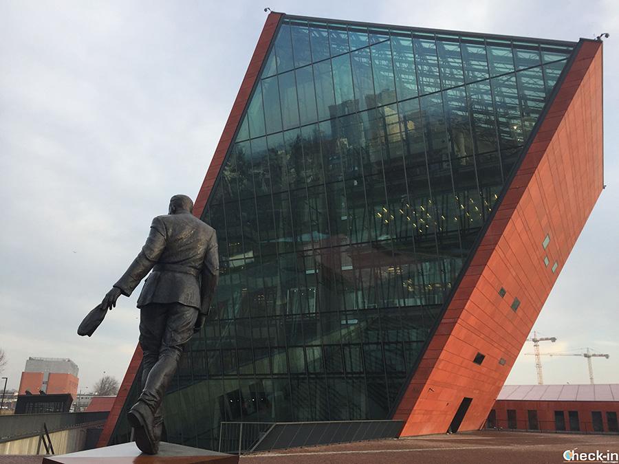 Luoghi da non perdere a Danzica: il Museo della Seconda Guerra Mondiale