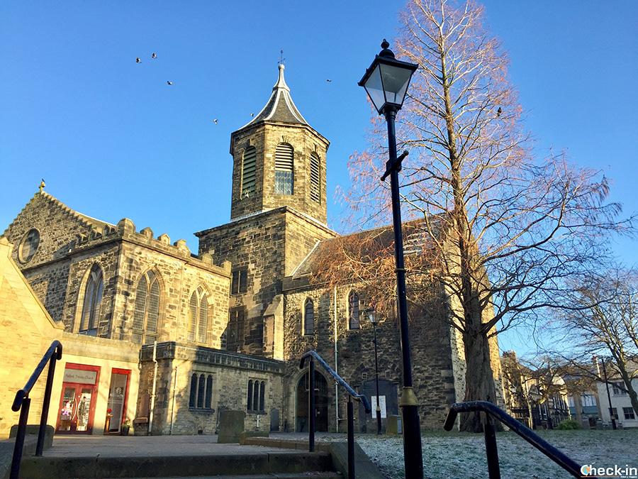 La Falkirk Trinity Church - Scozia centrale