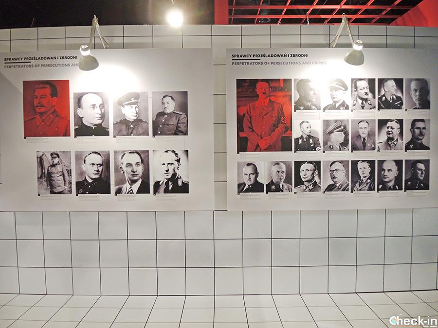 Mostra temporanea sui crimini della Seconda Guerra Mondiale a Danzica