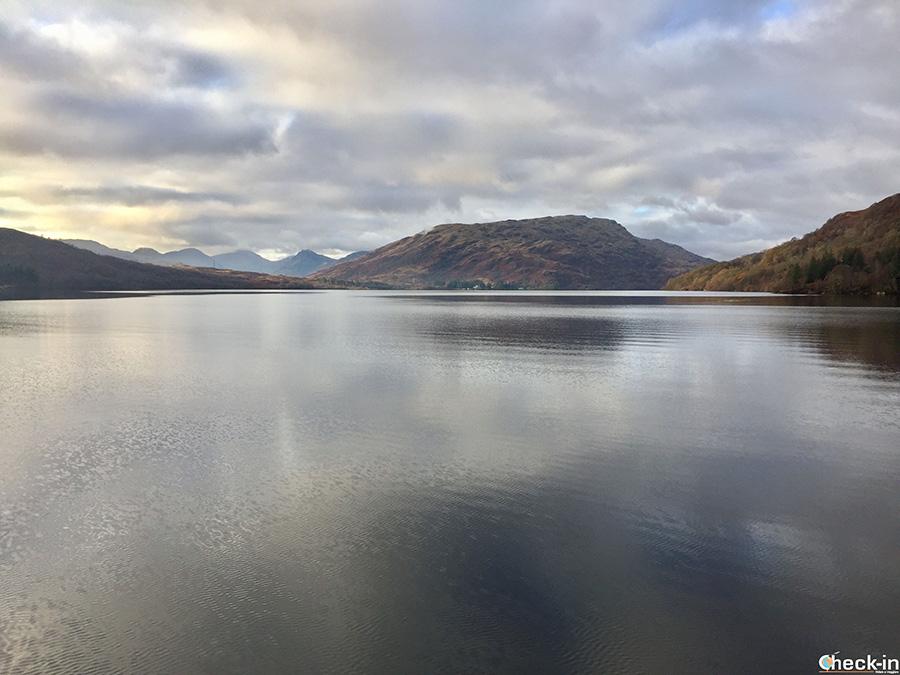 Paesaggi mozzafiato in Scozia - Crociera sul Loch Katrine