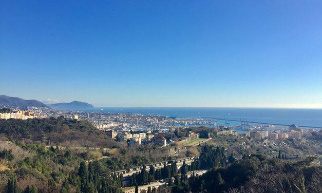 """Genova e la Valpolcevera: """"trekking urbano"""" tra mura seicentesche, forti e murales della speranza"""