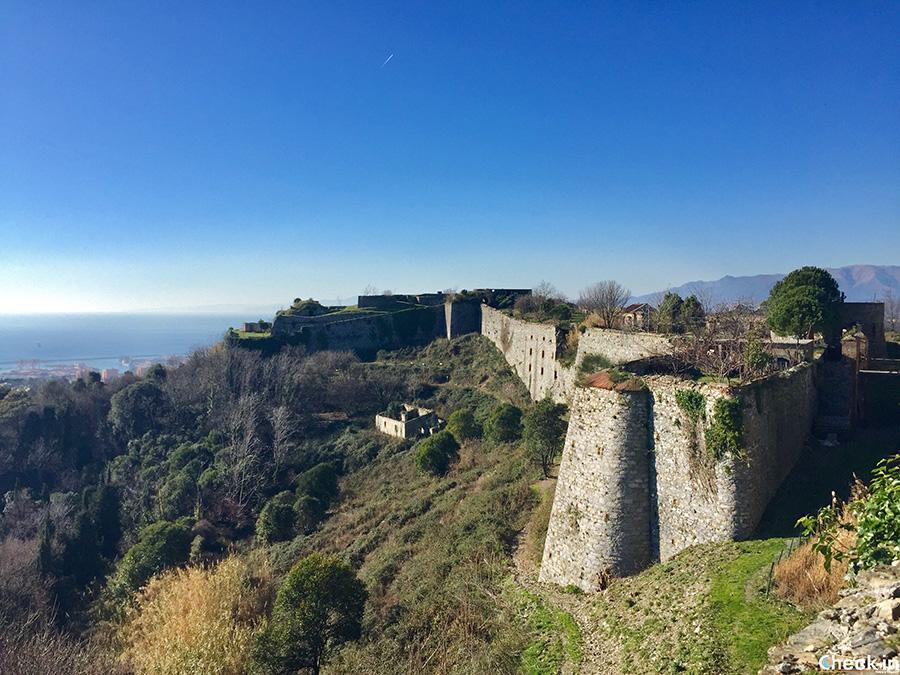 Cosa vedere nelle alture di Genova: Forte Tenaglia