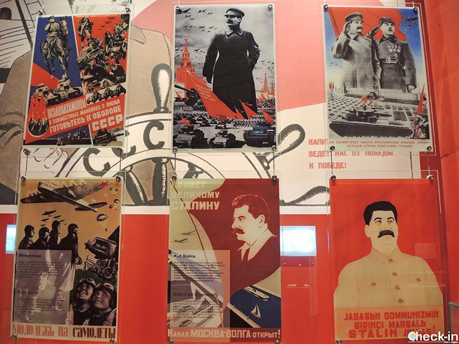 Agli inizi della Seconda Guerra Mondiale - la propaganda sovietica