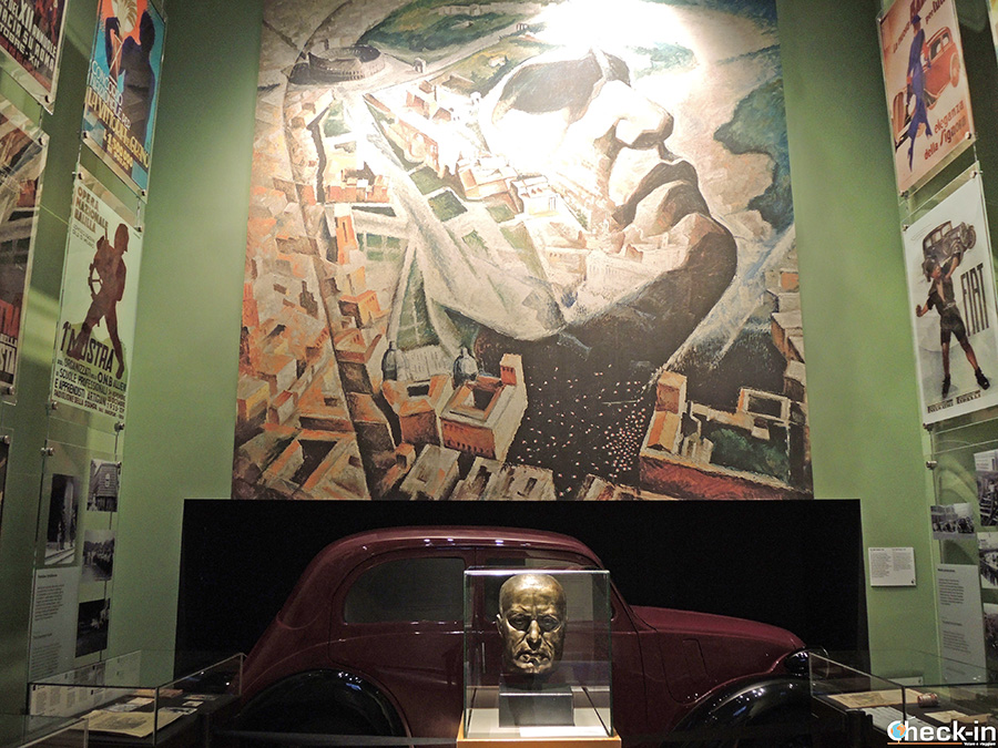 Propaganda fascista in Italia - Museo di Danzica