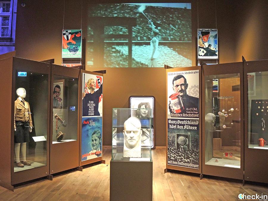 Propaganda nazista - Museo storico di Danzica (Polonia settentrionale)