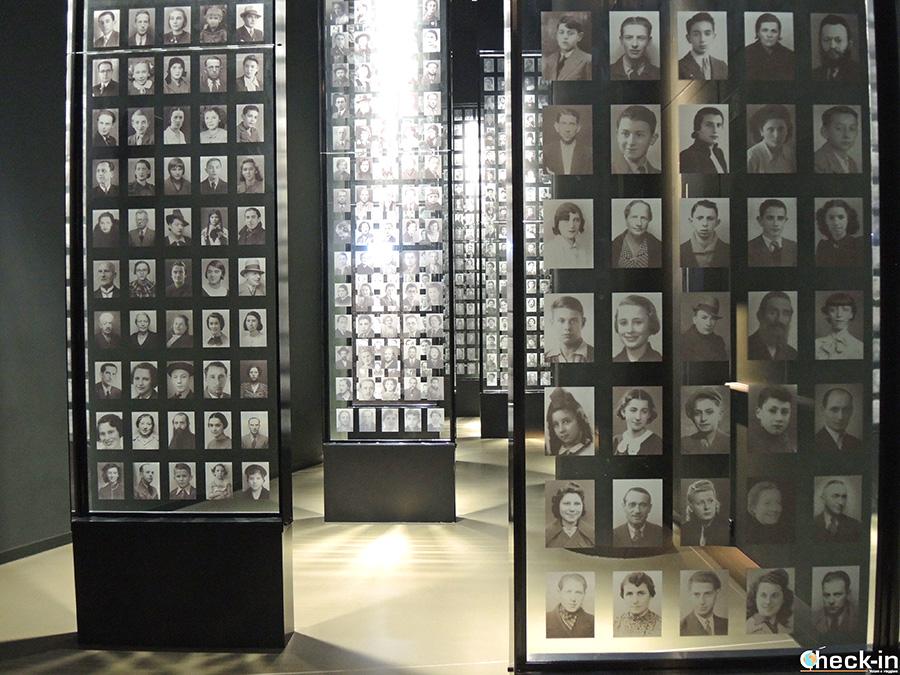 In ricordo dei morti innocenti - Museo Seconda Guerra Mondiale di Danzica (Polonia)