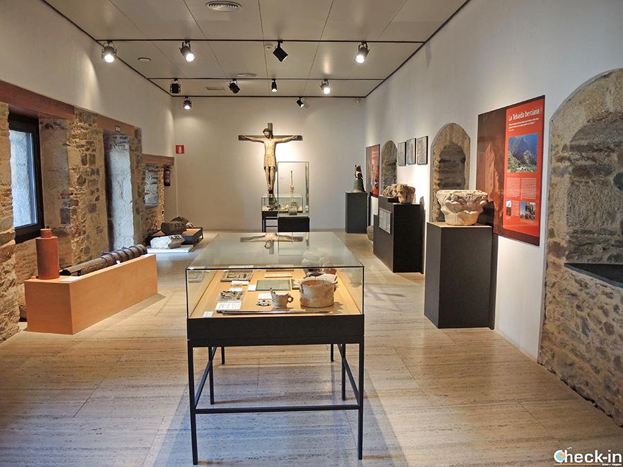 Ponferrada ed il Cammino di Santiago al Museo del Bierzo