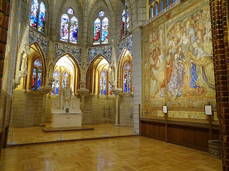 Visita del Palacio Episcopal di Astorga