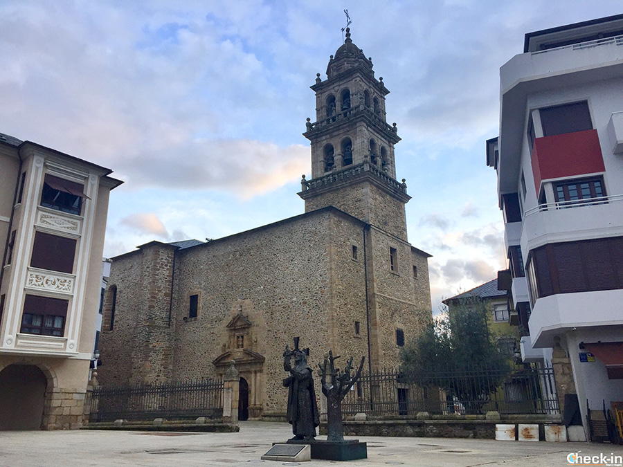 La Basilica dell'Encina di Ponferrada (provincia di León)