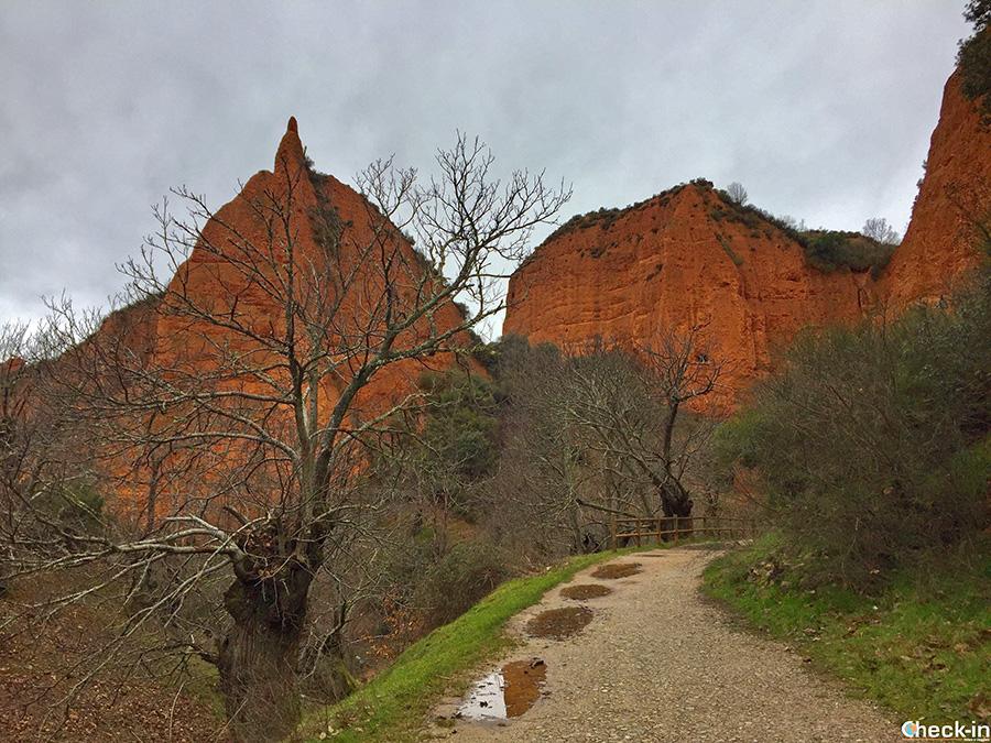 Visita di Las Médulas da Ponferrada - Castiglia e León
