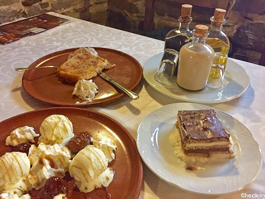Menù della casa e piatti tipici del Bierzo - Ristorante Las Cuadras, Ponferrada