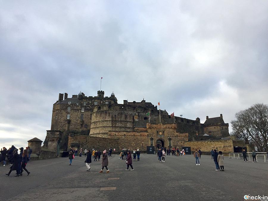Atracciones de Edimburgo: visita del castillo