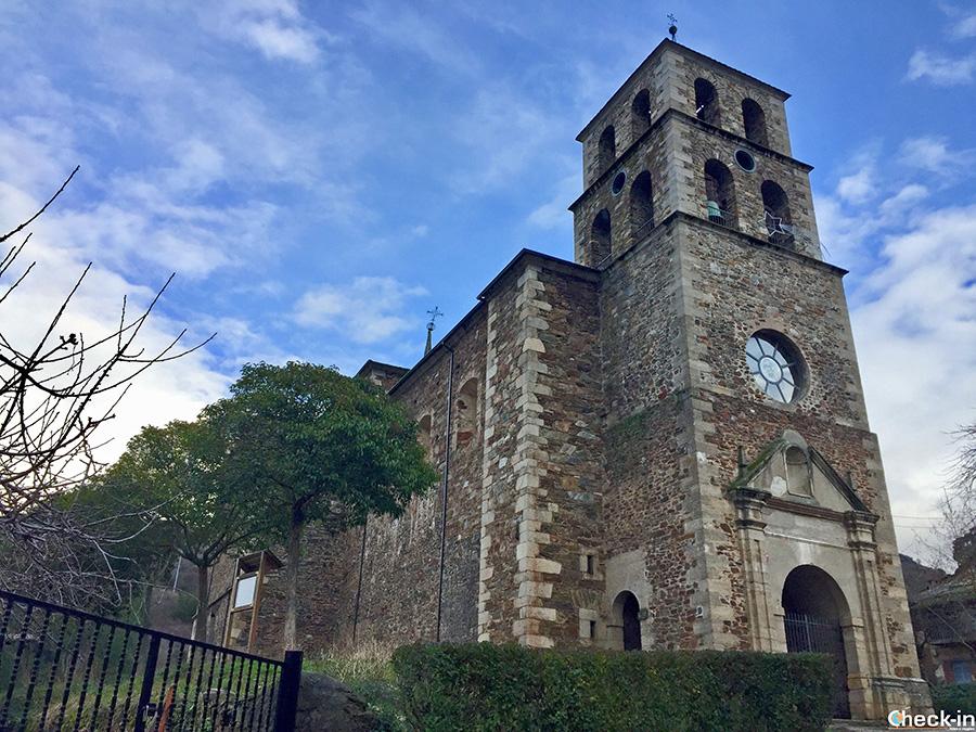 """Itinerario """"5 iglesias"""" vicino a Ponferrada"""
