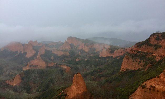 I dintorni di Ponferrada (Spagna settentrionale), escursioni nel Bierzo alla scoperta della Valle del Silencio e di Las Médulas
