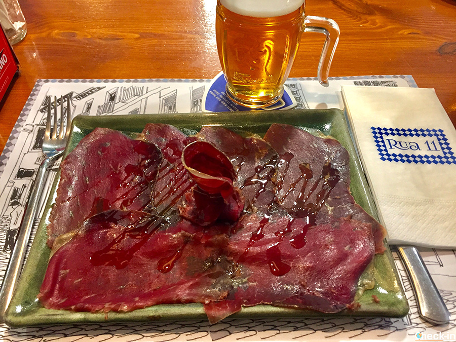 Cosa mangiare a León: la Cecina