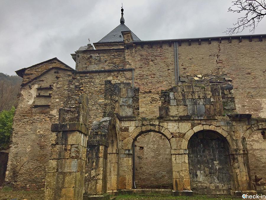 Visita del Monastero di Montes de Valdueza (Ponferrada)