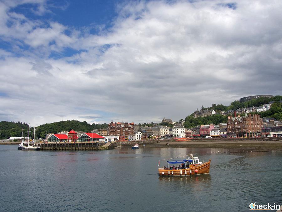 Excursión en español de Edimburgo a Oban, en la costa oeste escocesa