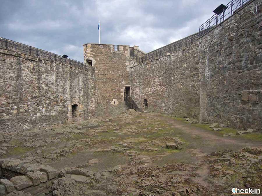 Excursión en castellano de Edimburgo para ver los sitios de la serie Outlander