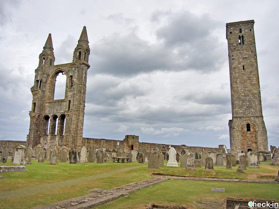 Tour guiado en español de Edimburgo a Stirling y St Andrews