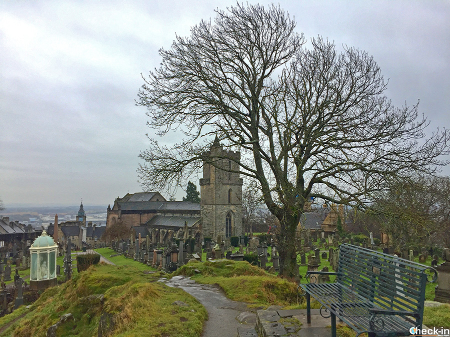 What to see and do in Stirling in 24 hours: Church of the Holy Rude (and cemetery)