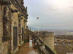 Discover Stirling Castle in central Scotland