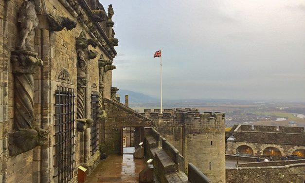 Stirling, the top 8 things to see in one day in the old capital of Scotland