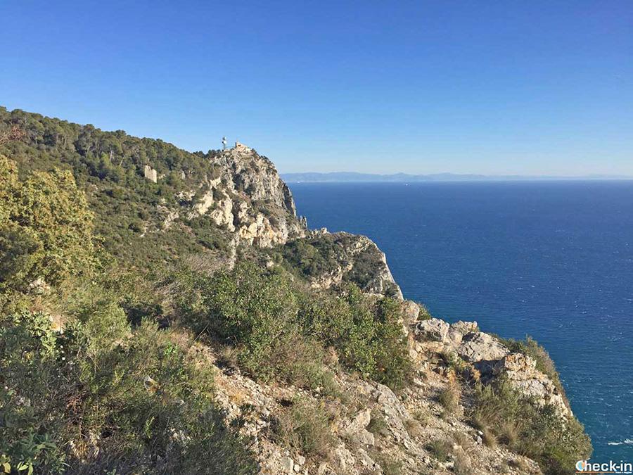 Escursione da Noli a Varigotti - Riviera di ponente ligure