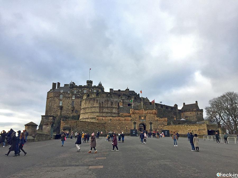 Qué visitar en Edimburgo: su castillo medieval