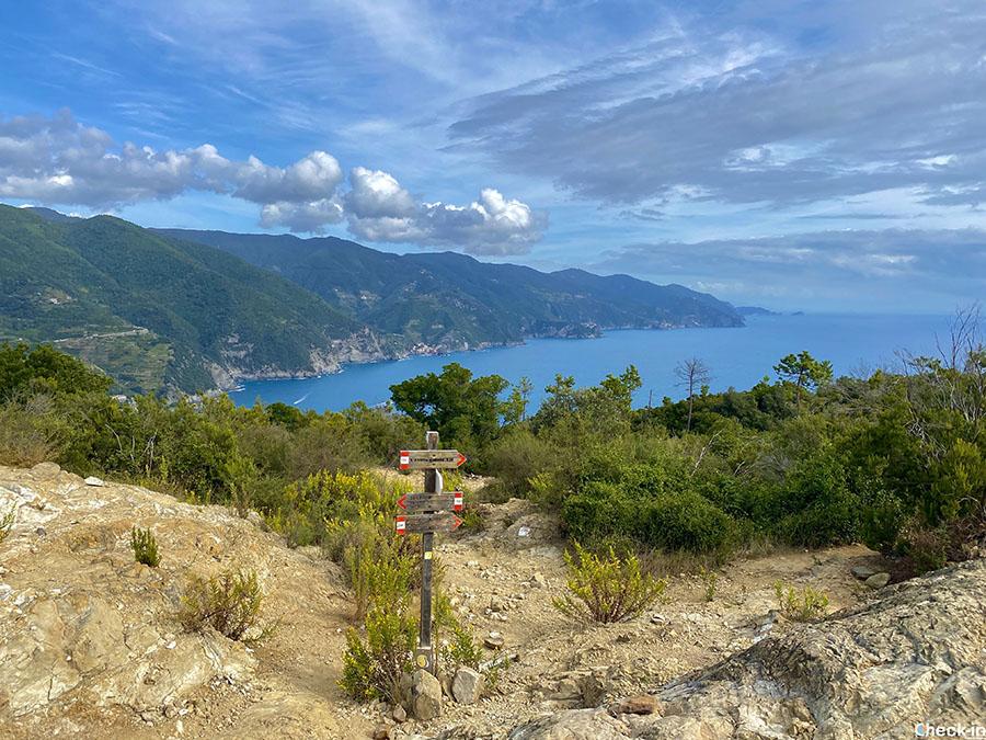 9 trekking da fare in Liguria: Punta Mesco a Levanto (La Spezia)