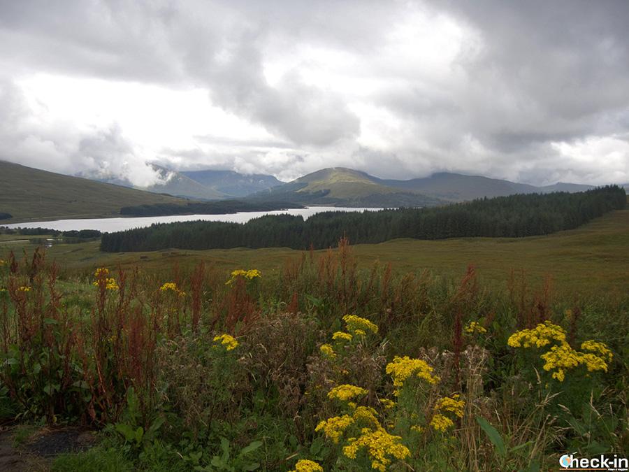 Lagos del norte de Escocia: Loch Tulla