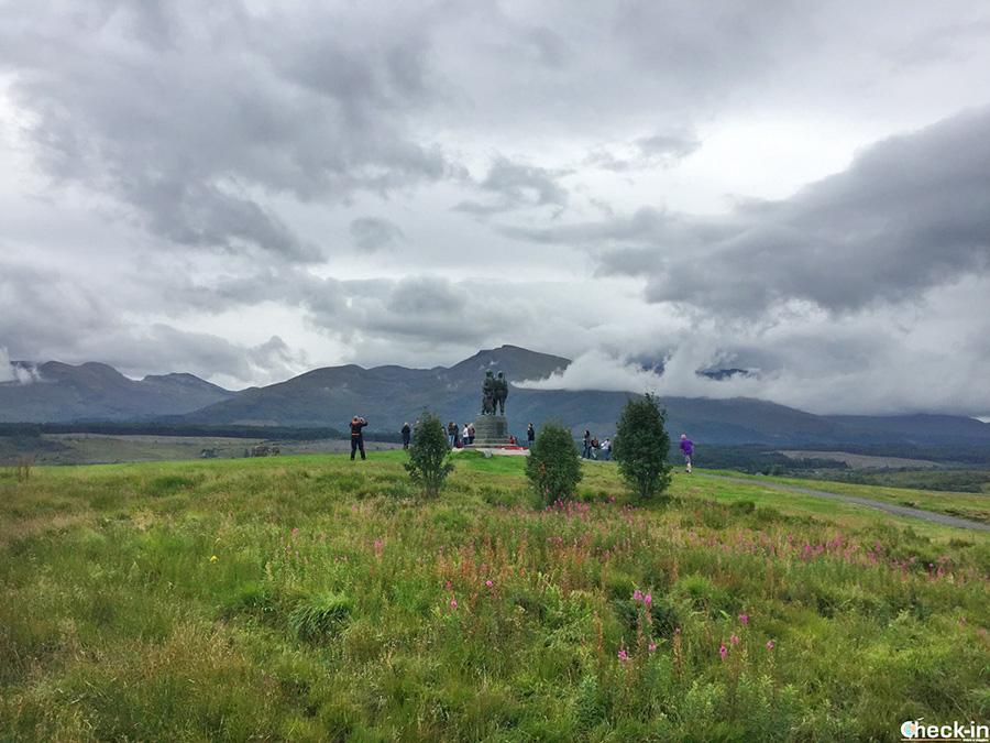 Tour de un día de Edimburgo en las Tierras Altas (Escocia)