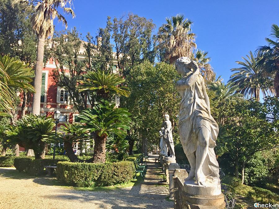 Cosa vedere a Santa Margherita Ligure: Villa Durazzo Centurione