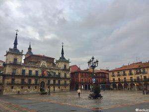 Lugares emblemáticos de León: la Plaza Mayor