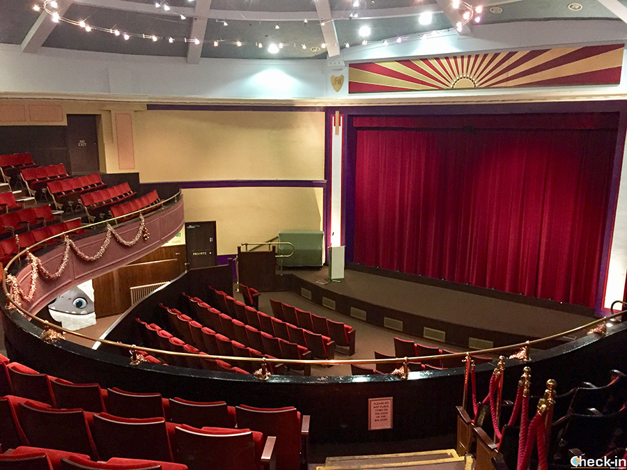 Day out in Bo'ness - The Hippodrome Cinema (Falkirk)