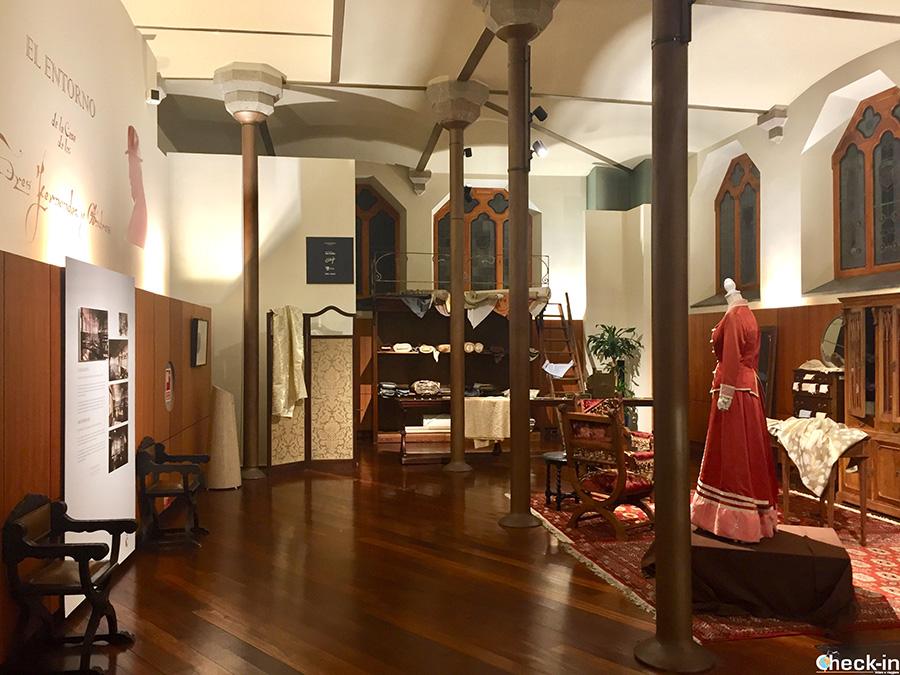 Visita Museo Gaudí en León (Casa Botines)