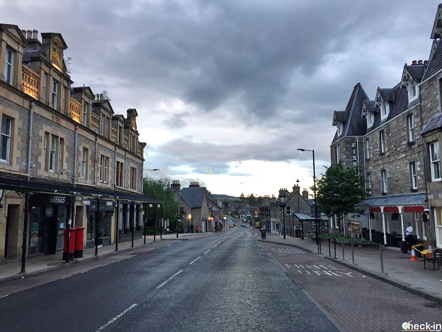 Excursión guiada de un día desde Edimburgo: parada en Pitlochry