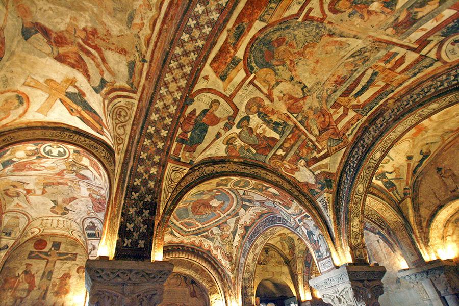 Panteón de los Reyes - Museo de San Isidoro en León