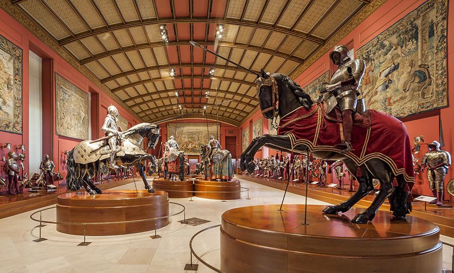 Cose da fare a Madrid: visitare l'Armeria Reale